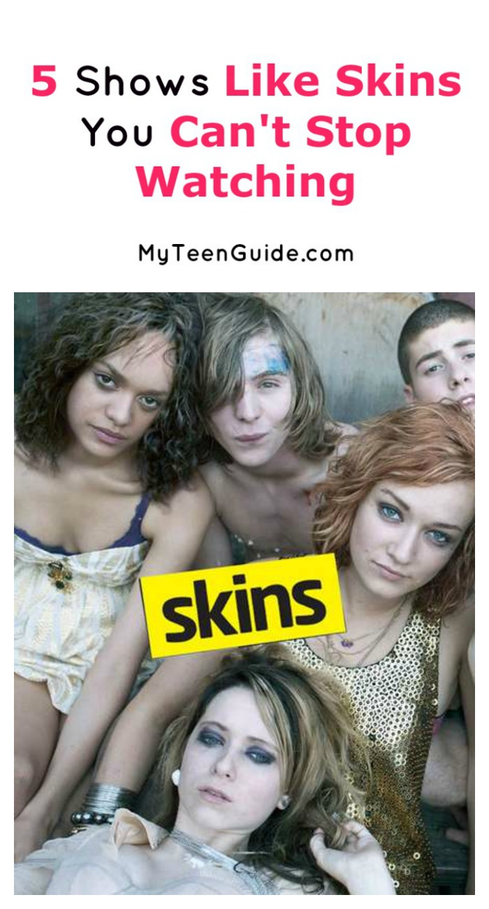 In the mood for a little intense drama? These 5 TV shows like Skins are impossible to stop watching!