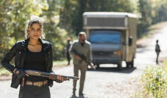 Get ready for a sneak peek at the most amazing The Walking Dead Episode 16, SEASON 7 (The First Day of the Rest of Your Life) pictures that will give you the feels!