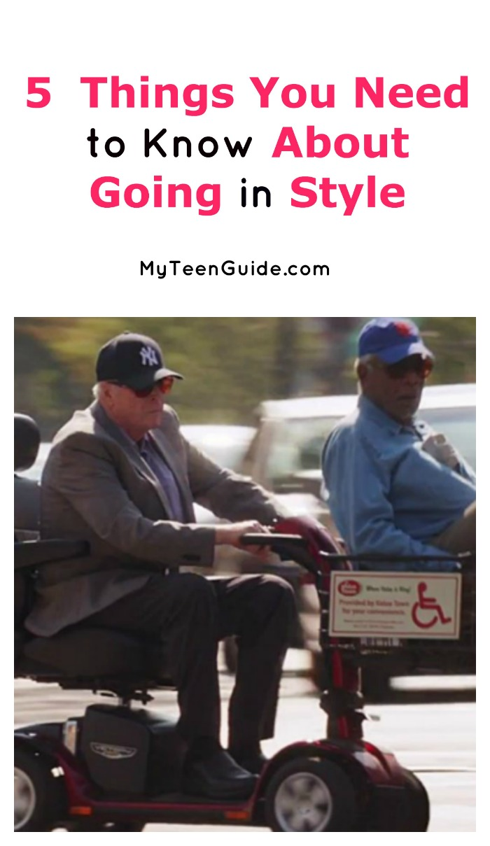 Going In Style Movie Trivia: 6 Must-Know facts about this comedy that will have you laughing hysterically!