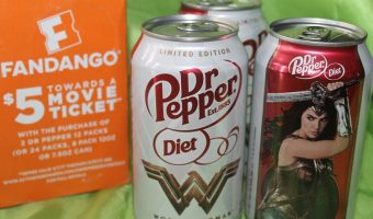 Check out 3 must-know facts about the Wonder Woman movie & find out how to save $5 off your ticket with Dr Pepper & Fandango!