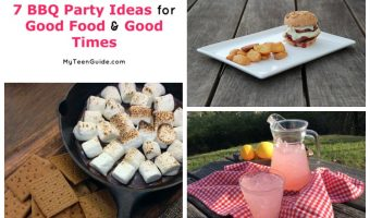 7 BBQ Party Ideas for Good Food & Good Times