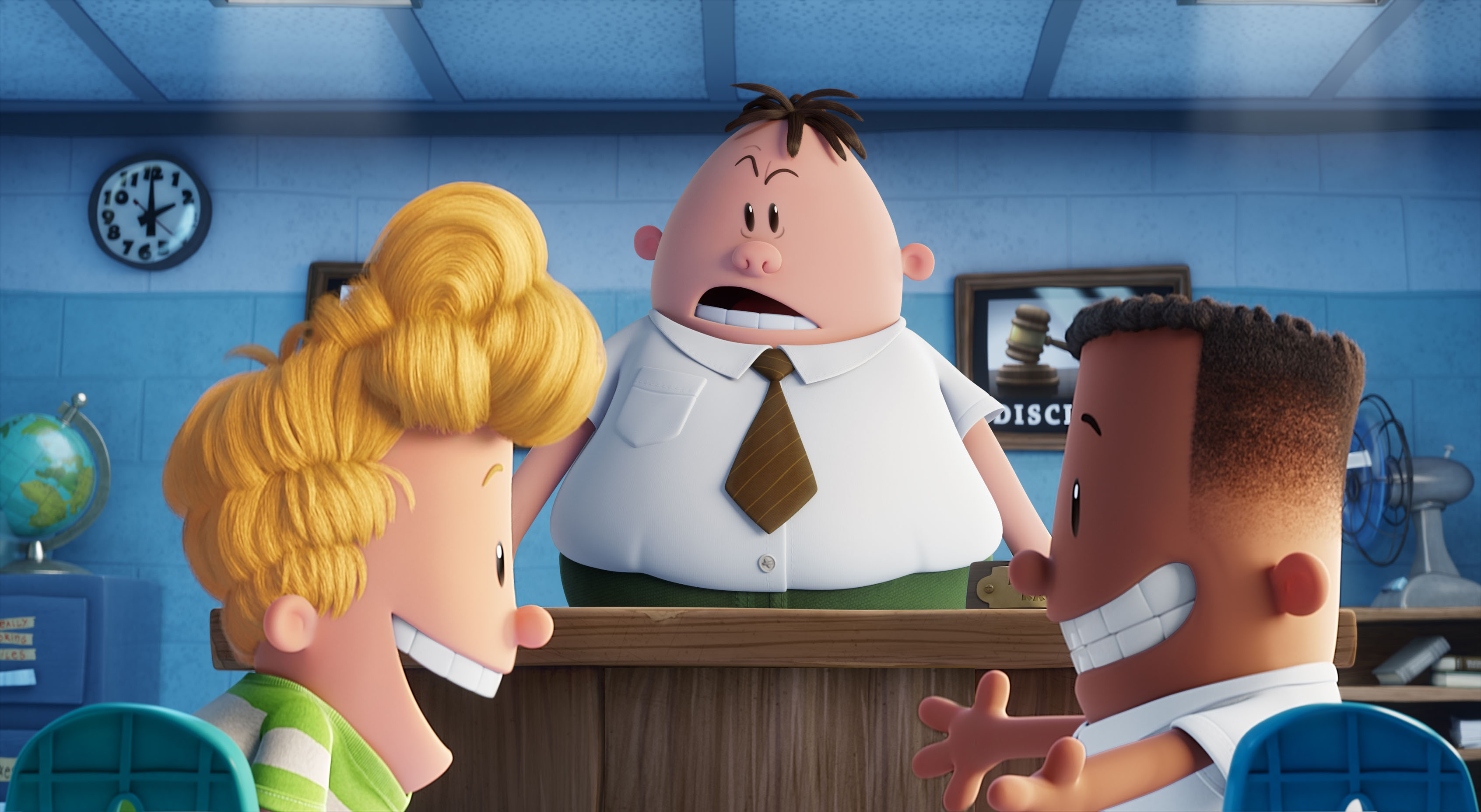 5 Captain Underpants The First Epic Movie Quotes You Need To Read My Teen Guide