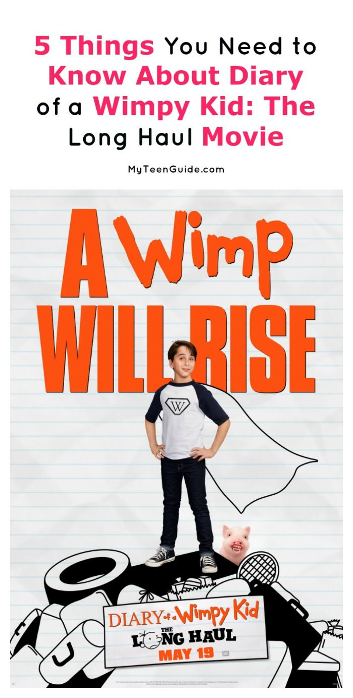 Find out everything you need to know about the road trip movie of the summer with our Diary of a Wimpy Kid: The Long Haul movie trivia!