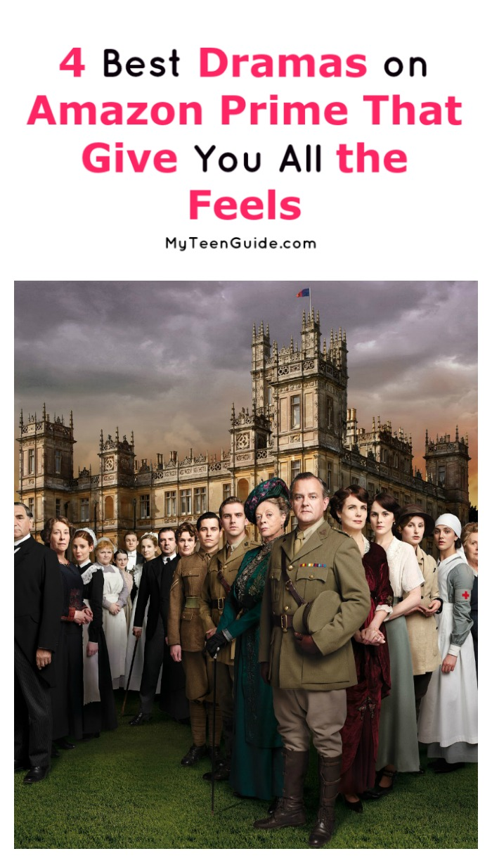 In the mood for something that really packs an emotional punch? Check out four fantastic drama TV shows to watch on Amazon Prime!