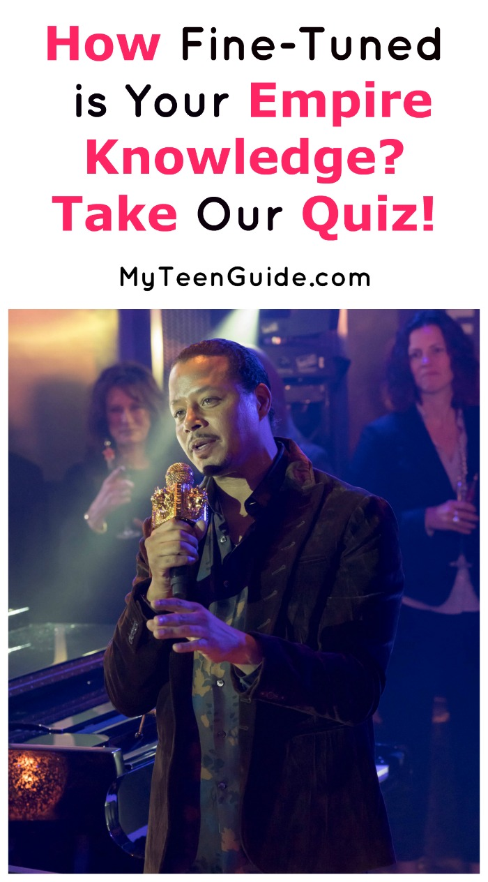 Think you know everything there is to know about Empire? Take our quiz and find out! We dare you!