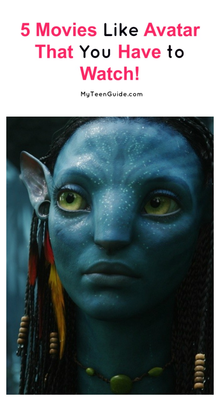Looking for more amazing sci-fi fantasy movies like Avatar? Check out 5 more great flicks to add to your streaming list!