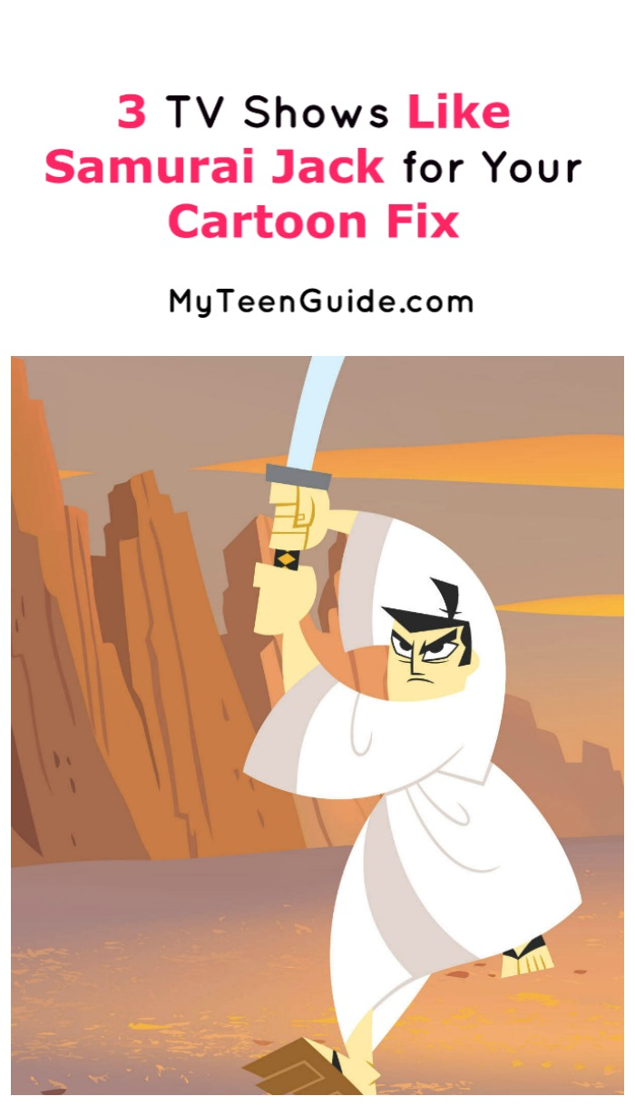 If science-fiction and action cartoons are your favorite, you're going to love these 3 shows like Samurai Jack! Check them out and start streaming them now!