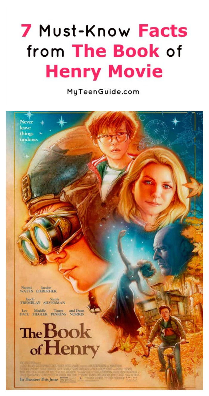 The Book of Henry Movie Trivia: Find out 7 awesome things you want to know about the upcoming heartwarming drama thriller of the summer!