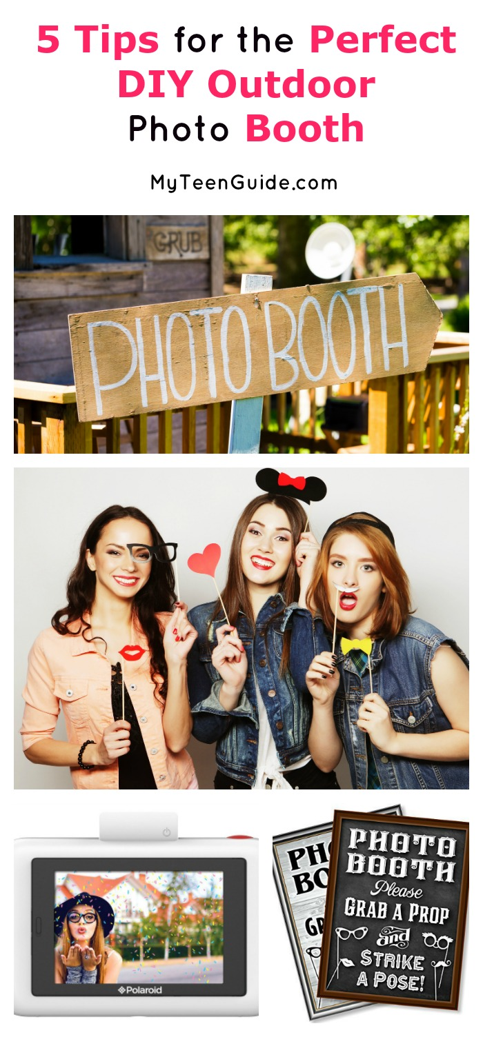 Looking to host a memorable summer party? If so, you can turn your party from fun to over-the-top exciting with an outdoor photo booth. We have all the tips you need to make the most insanely cool photo booth without busting your budget.
