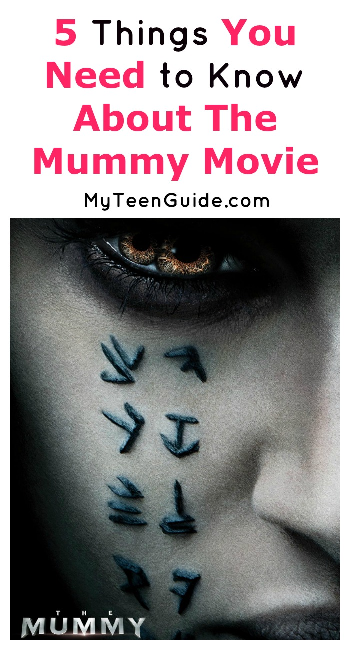 Looking for The Mummy movie trivia that you absolutely need to know? Check out five fun facts from the upcoming reboot starring Tom Cruise!