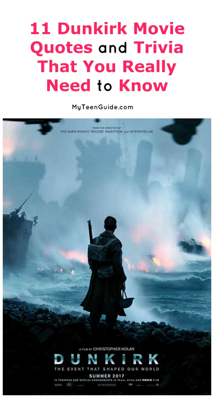 11 Dunkirk Movie Quotes and Trivia That You Really Need to ...