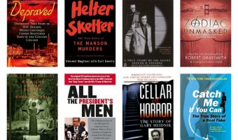22 Mind-Blowing Books For Anyone Who's Obsessed With True Crime