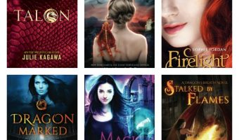 Looking for some fabulous YA fantasy books about dragons to add to your summer reading list? I've got you covered! Here there be dragons...and plenty of them!