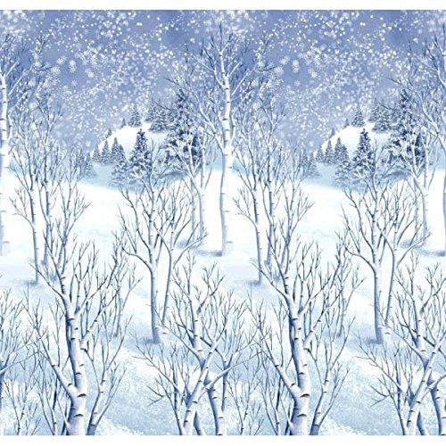 Winter wonderland theme party ideas