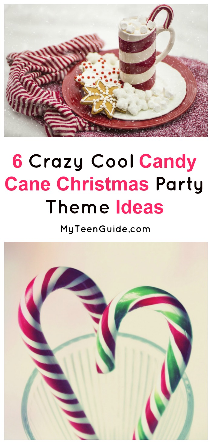 Looking for a clever and fun Christmas party idea? Get some inspiration from candy canes! Check out a few of our favorite candy cane party theme ideas!