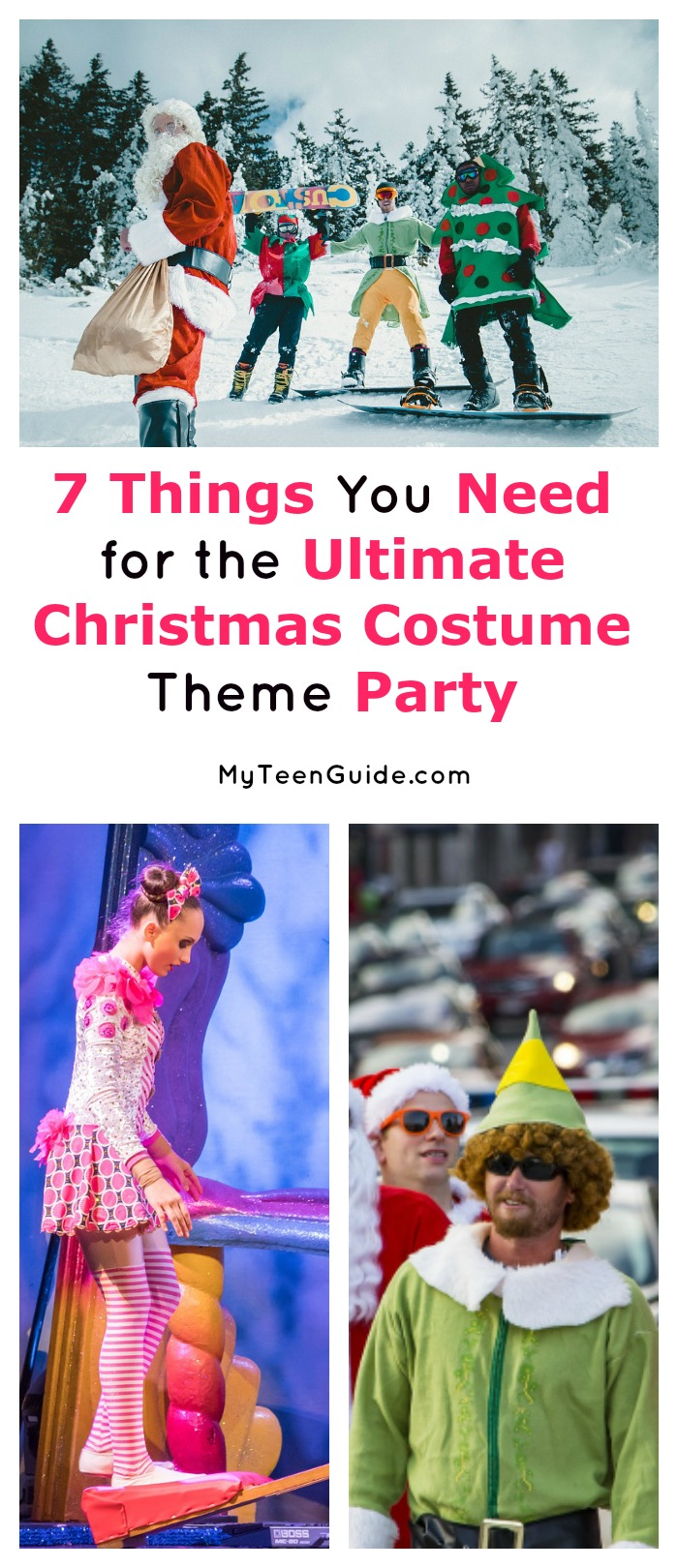 Thinking about throwing a holiday party but can't quite decide on a theme? Check out these Christmas costume theme party ideas for inspiration! From food to fun, we've got you covered.