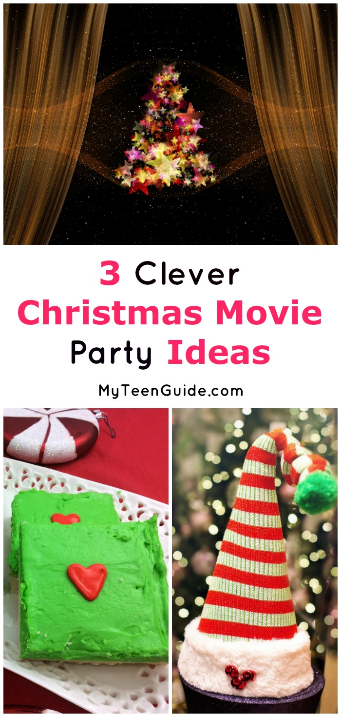 Lights, camera, action- holiday style! The holiday season is a great time for a Christmas movie theme party! Need some inspiration? We've got you covered! Check out our favorite ideas to get your party planning started!