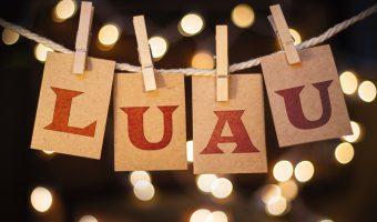 5 Fabulous New Year's Eve Luau Theme Party Ideas