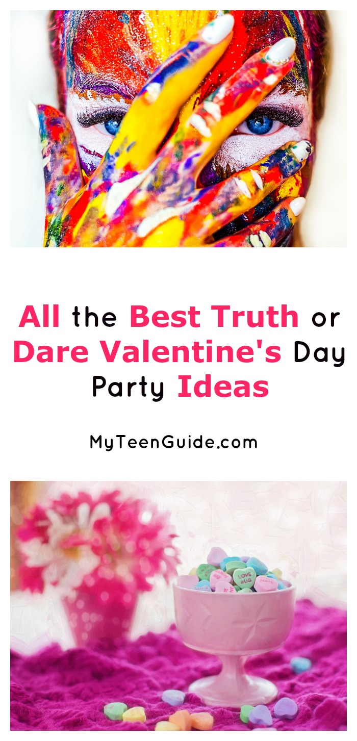 When you think about the Truth or Dare game, what's the first thing that pops into your head? For most folks, it's a slumber party, of course! And what better time to get your BFF's together for a slumber party than Valentine's Day! Here are some awesome slumber party ideas with a Truth or Dare twist!