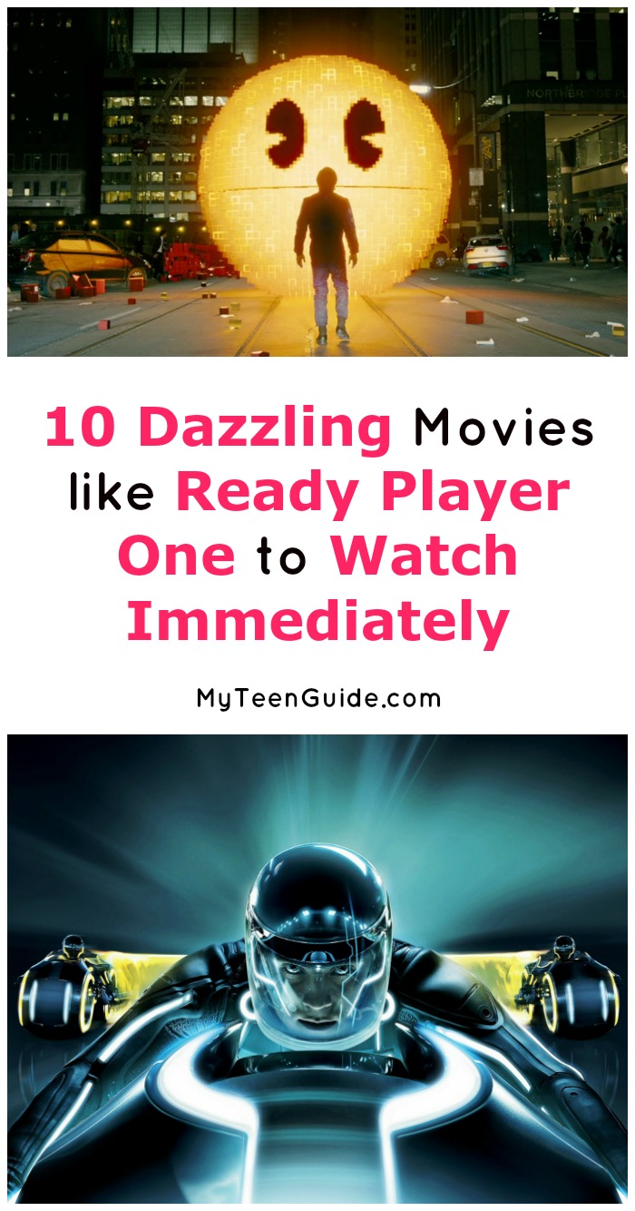 Craving more sci-fi adventure movies like Ready Player One? We've got you covered! Check out these 10 movies you need to watch immediately!
