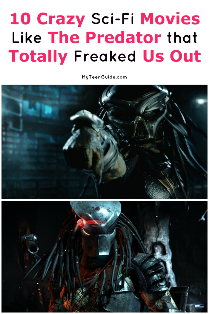 These 10 sci-fi movies like The Predator completely freaked us out! If this is what life on other planets looks like, I think I'll just stick to earth! Check them out!