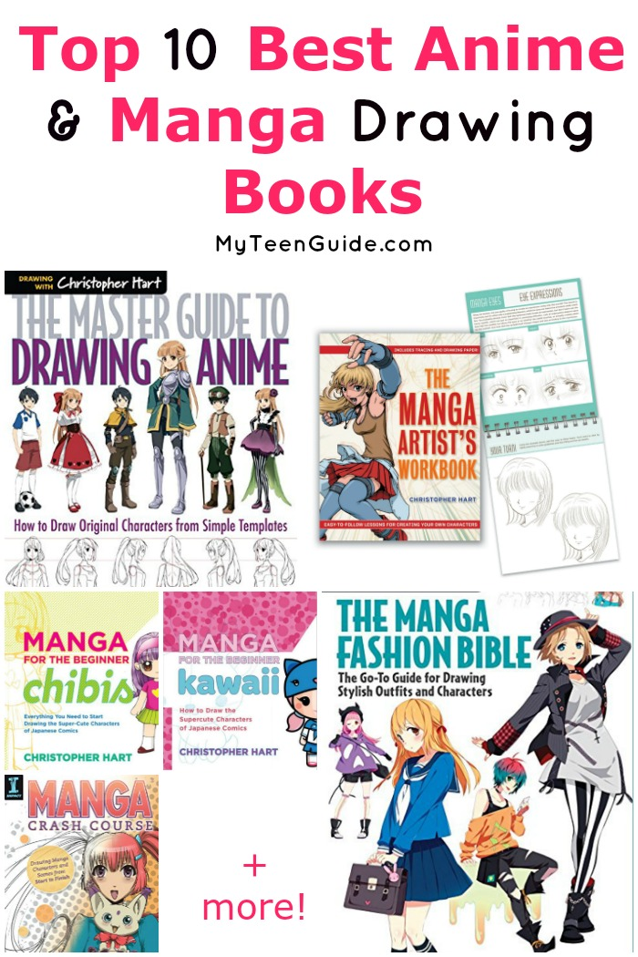 Want to try your hand at creating your own Japanese comics or cartoons? You need these top 10 best anime drawing books! From beginners to advanced, you'll find everything you need to create amazing works of manga art!