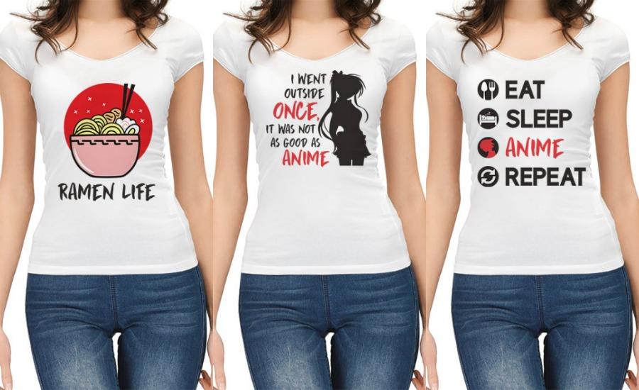 06b0c60c Anime T-Shirts Shop
