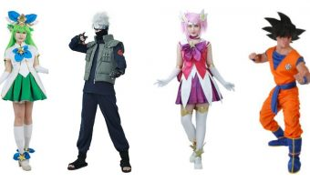 15 Epic Cosplay and Anime Halloween Costumes