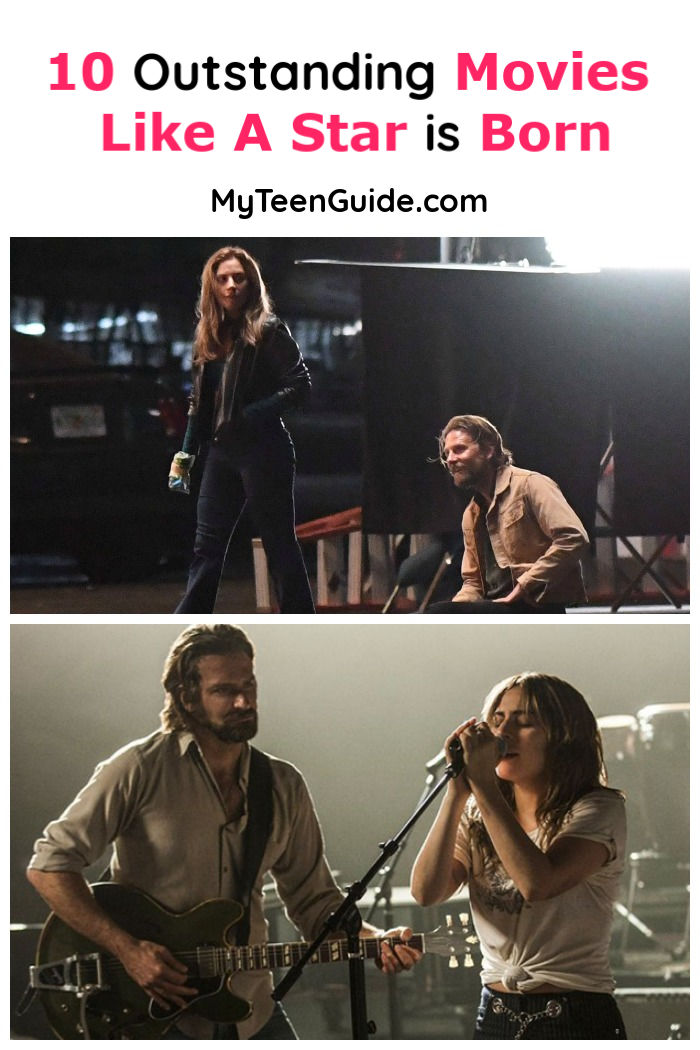 If you're a fan of films featuring drama, music and romance, then you'll love these movies like A Star is Born. Check them out and let the binging begin!