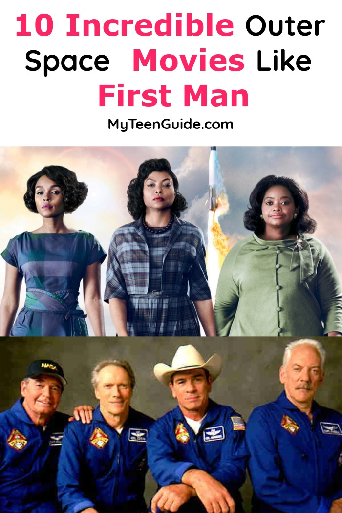 Looking for more incredible space movies like First Man? Check out these top 10 movies that have it all, from sci-fi to drama!