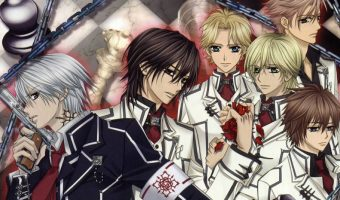 Top 10 Best Vampire Romance Anime Shows & Movies