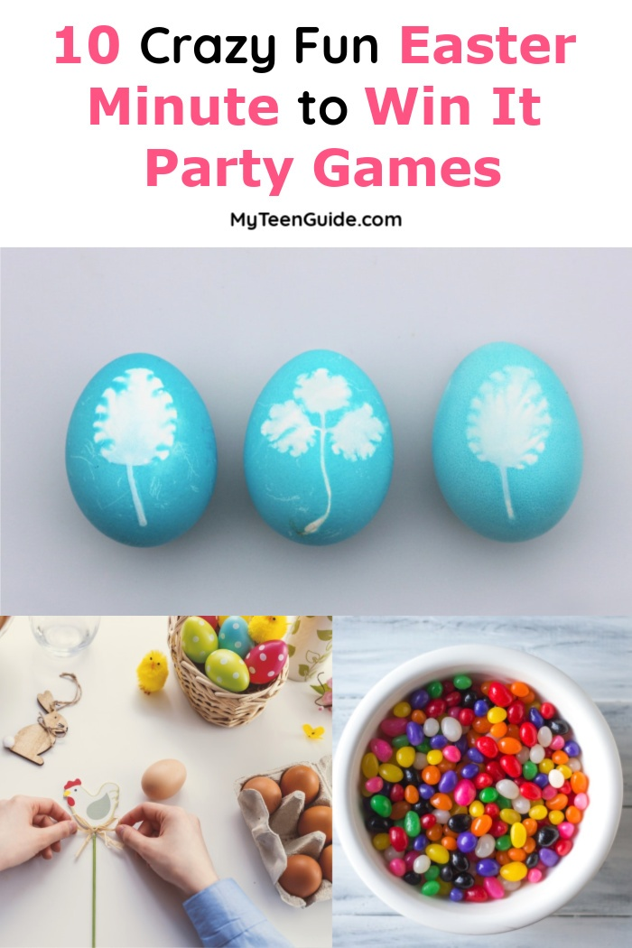From quick Easter Minute to Win It Games to epic ideas that last well into the night, there won't be a dull moment with these Easter party games!