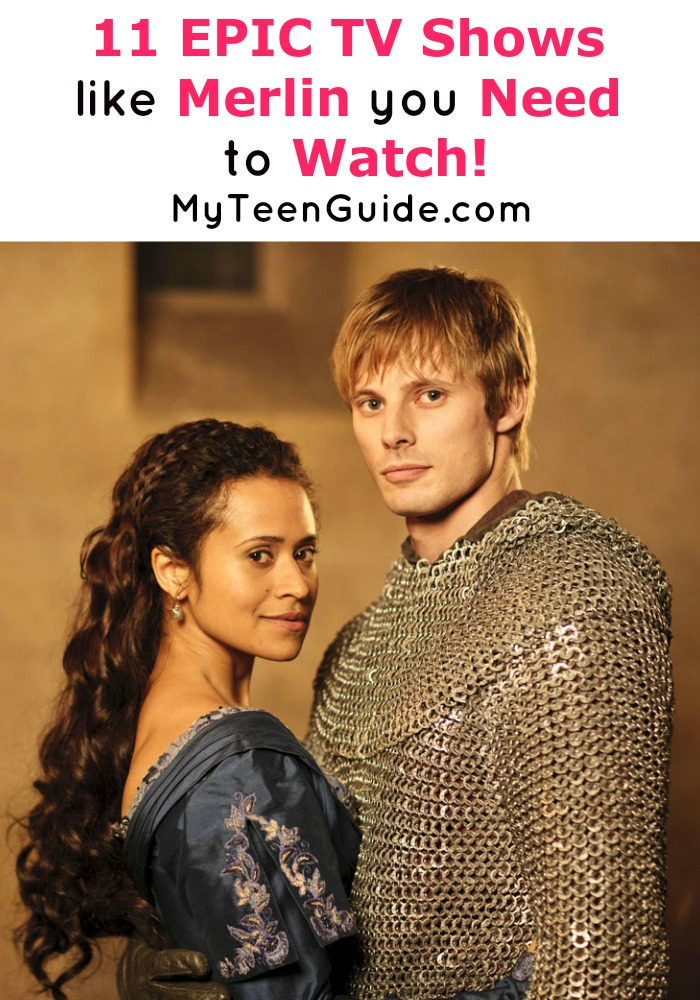 Craving more mystical TV shows like Merlin? We've got you covered! Merlin was one of my favorite shows, and I've been missing it so much since it ended. Read on to find out how I filled the gap! Plus, learn about the cast of Merlin and find out what happened in the final season!