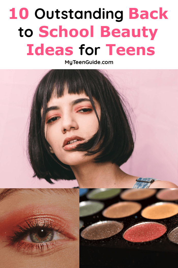Looking for the best back to school beauty ideas for teens for the 2019-20 school year? Check out my top 10 favorite looks!