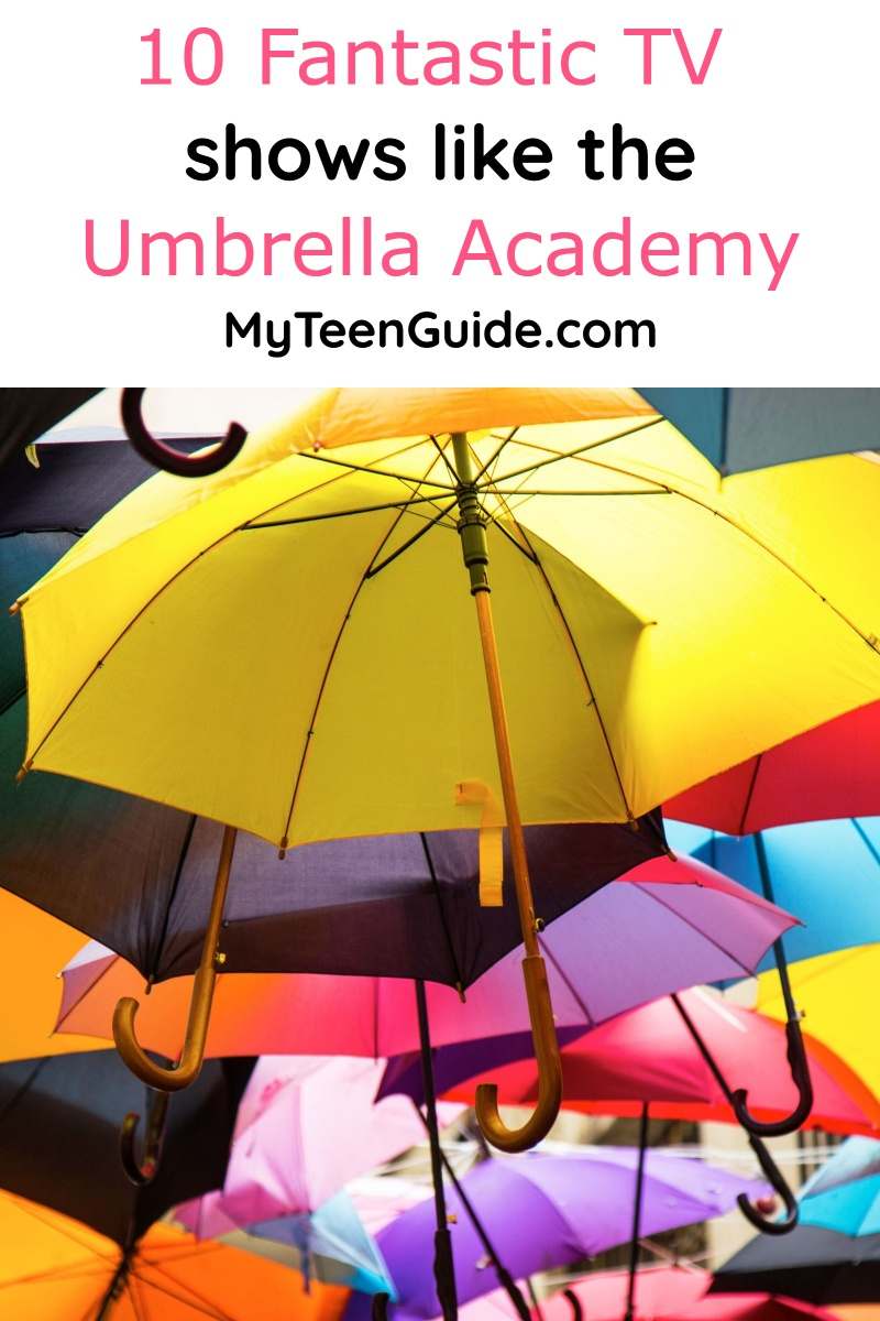 Looking for a few more quirky shows like The Umbrella Academy? We've got you covered! Read on for 10 we find totally binge-worthy!