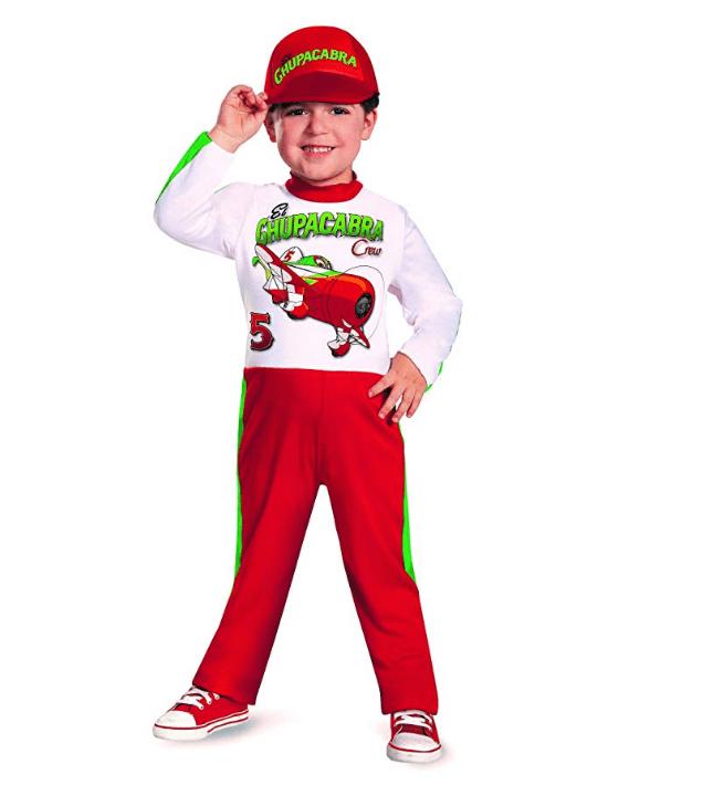 Disney Planes El Chu Toddler Costume