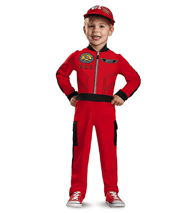Planes fire and rescue Halloween costumes for kids Dusty Crophopper